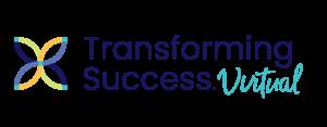 transforming success virtual logo