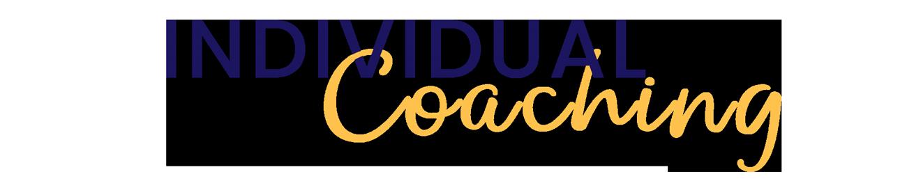 individual executive coaching logo